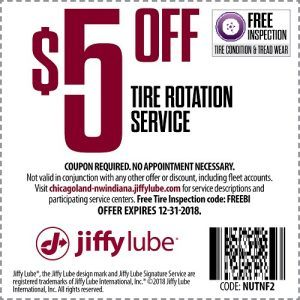 Chicagoland jiffy lube coupons