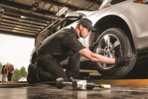 New Tires at Select Jiffy lube Locations
